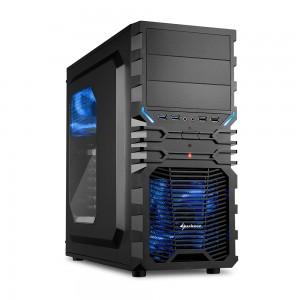 Sharkoon VG4-W Black/Blue