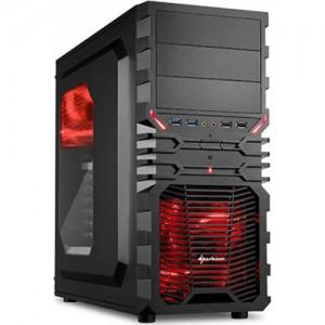Sharkoon VG4-W  Black/Red
