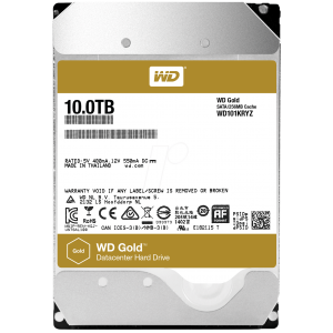 Western Digital  Gold 10TB (WD101KRYZ)