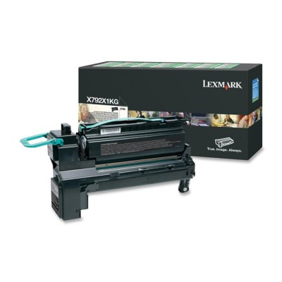 Lexmark X792X1KG Black