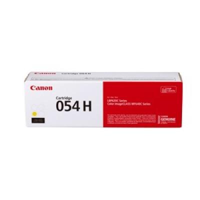 Canon 054H Yellow (3025C002)