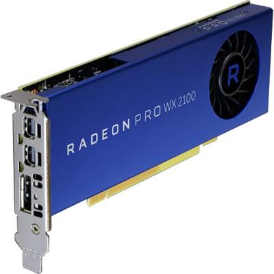 AMD Radeon Pro WX2100 2GB (100-506001)