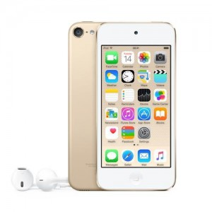 Apple iPod Touch 32GB 6th Generation Gold