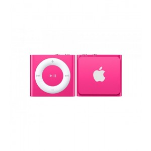 Apple iPod Shuffle 2GB 4th Generation 2015 Pink