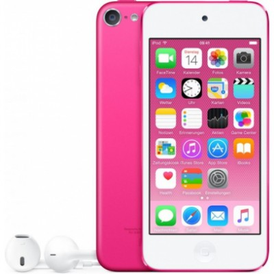 Apple iPod Touch 128GB 6th Generation Pink