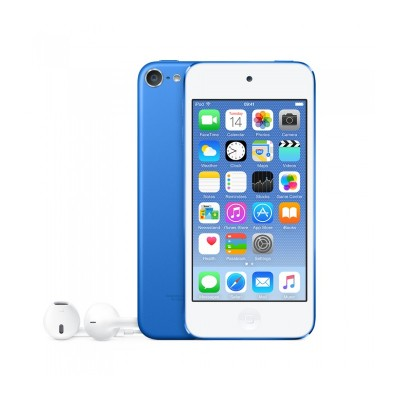 Apple iPod Touch 64GB 6th Generation Blue