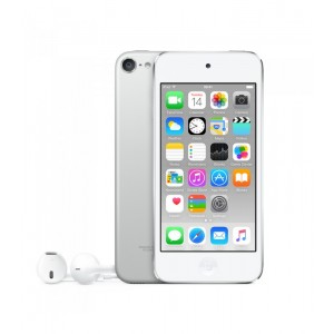 Apple iPod Touch 64GB 6th Generation Silver