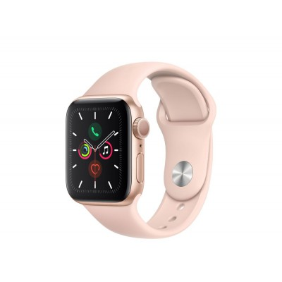 Apple Watch Series 5 Aluminium 40mm Gold Pink Sand Band