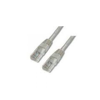 Mcab U/UTP Cat.5e Cable 1m Grey