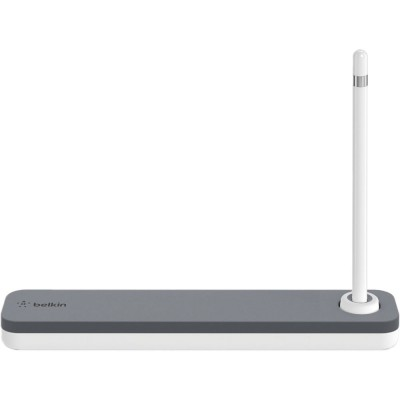 Belkin Case + Stand for Apple Pencil Gray