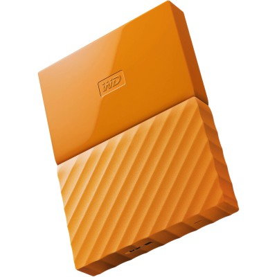 Western Digital My Passport 1TB Orange (2016)