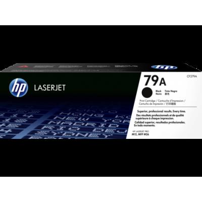 HP 79A Black LaserJet Cartridge (CF279A)