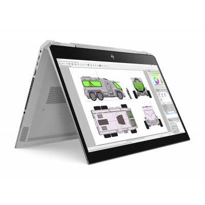 HP ZBook Studio x360 G5 (i7-8750H/8GB/256GB SSD/Quadro P1000/FHD/W10)