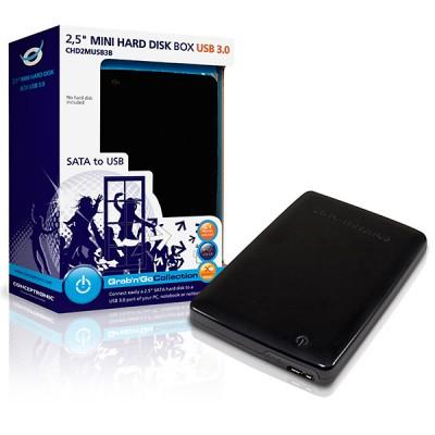 ConceptronicBox 2.5 CHD2MUSB3B SATA-USB3.0(black)