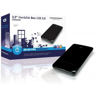 """Conceptronic CHD3DUSB3 Sata 3.5"""" USB 3.0"""