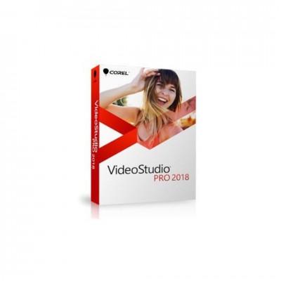 Corel VideoStudio 2018 Pro