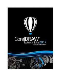 Corel CorelDRAW Technical Suite 2017