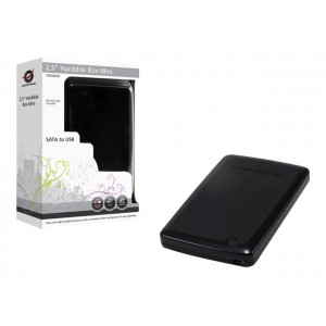 Conceptronic CHD2MUB External Case for HDD SATA USB 2.0