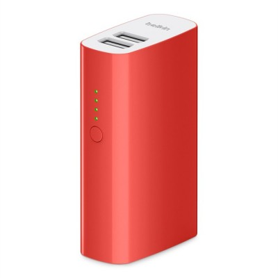 Belkin Mixit Power Pack 4000mAh Red