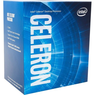 Intel Celeron Dual Core G4950 Box