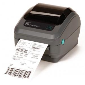 Zebra GK420d Desktop Printer (GK42-202521-000)
