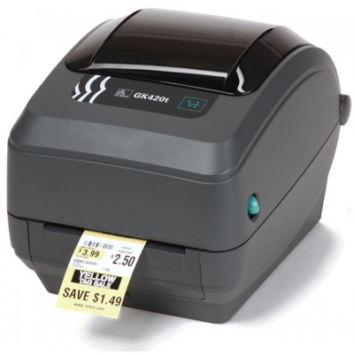 Zebra GK420t Desktop Printer (GK42-102220-000)