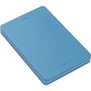 Toshiba Canvio Alu 500GB Blue