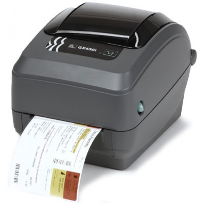 Zebra GX430t Desktop Printer (GX43-102520-000)