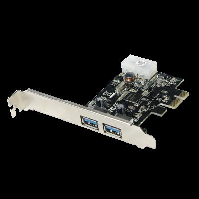 LogiLink PCI Express card, 2x USB 3.0