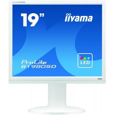 Iiyama ProLite B1980SD  White