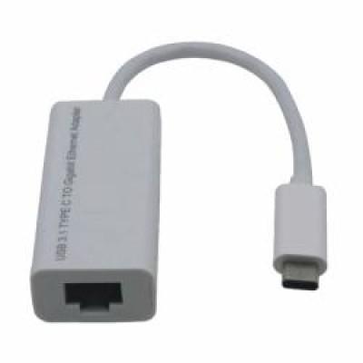Mcab USB-C TO GIGABIT adapter