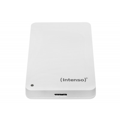 "Intenso Memory Case 2,5"" USB 3.0 1TB White"