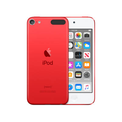 Apple iPod Touch 7th Generation (32GB) Red