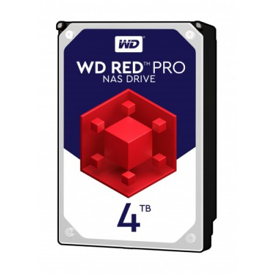 Western Digital Red Pro 4TB 256MB