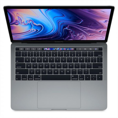 """Apple MacBook Pro 13.3"""" (i5/8GB/512GB SSD) with Touch Bar (2018) Space Grey Greek"""