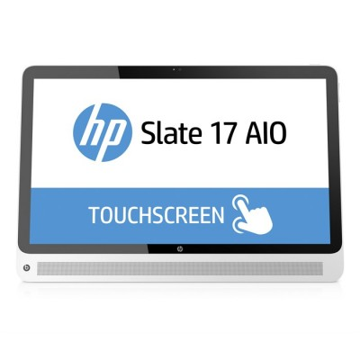 HP Slate 17-l000na Touch (N2807/2GΒ/32GB eMMC/FHD/Android)
