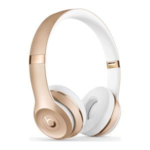 Beats Solo3 Wireless On-Ear Headphones – Gold