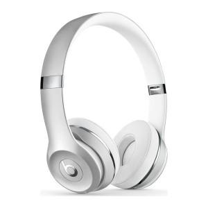 Beats Solo3 Wireless On-Ear Headphones – Silver