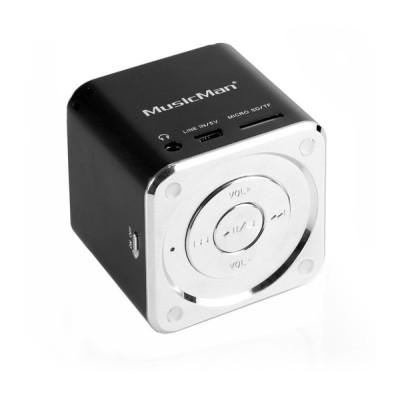 Technaxx Mini MusicMan Soundstation Black