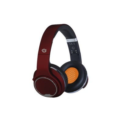 Conceptronic Wireless Bluetooth Headset Red