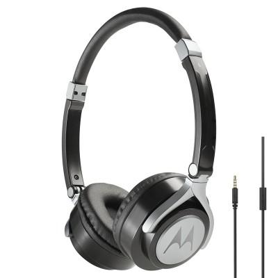 Binatone Motorola Pulse 2 Head-band Binaural Wired Black