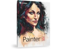 Corel UPG Painter 2018, Box 1U