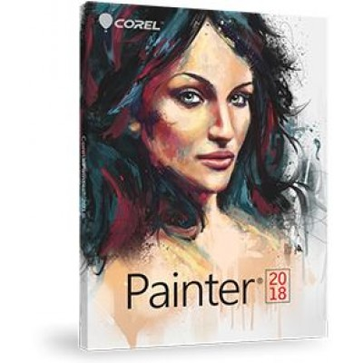 Corel UPG Painter 2018, Box 1U