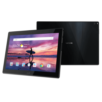"Lenovo Tab4 10 Plus TB-X704F 10.1"" (16GB) Black"