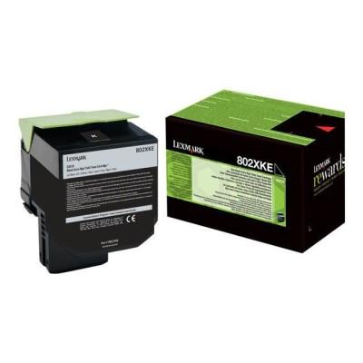 Lexmark Black 80C2XKE