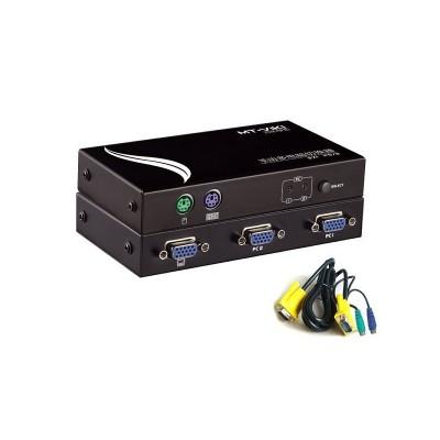 Mcab 2 PORT VGA PS/2 KVM SWITCH (KVM0815)
