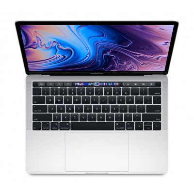 """Apple MacBook Pro 13.3"""" (i5/8GB/512GB SSD) with Touch Bar (2018) Silver Greek"""