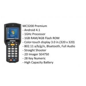 Motorola MC32 - MC32N0-SI2HAHEIA (OMAP4/1GB/4GB Flash/Android 4.1)