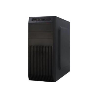 Inter-Tech CM-35 BK ATX Midi Tower Case