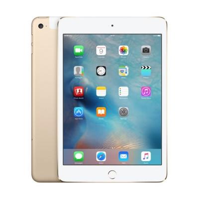 Apple iPad mini 4 WiFi and Cellular (32GB) Gold